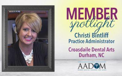 Introducing AADOM's December Spotlighted Member