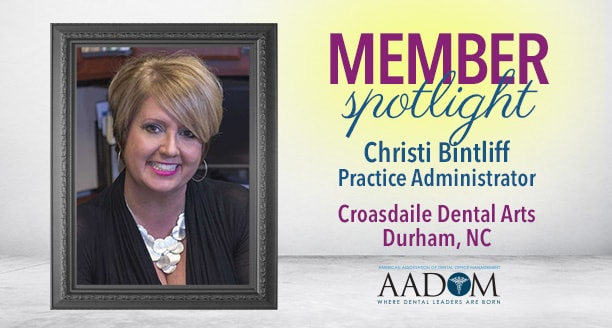 Introducing AADOM's December Spotlighted Member