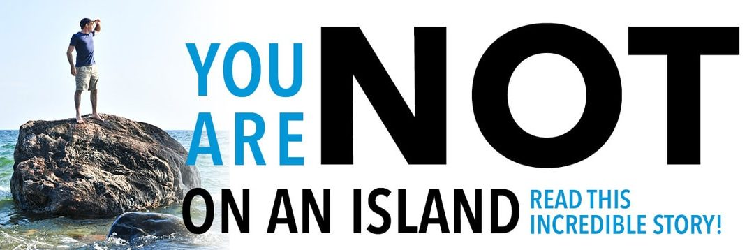 You Are Not On An Island
