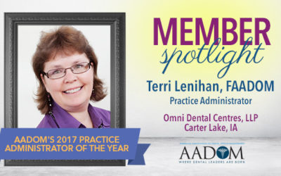 Meet the 2017 Practice Administrator of the Year