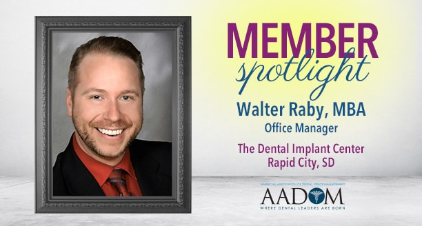 Learn More About AADOM's September Featured Member