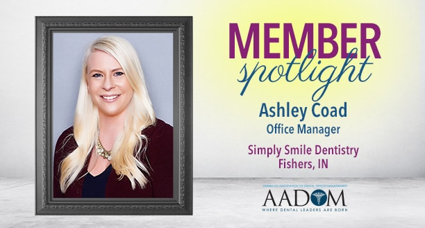 Meet AADOM's November Spotlighted Member