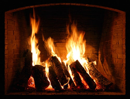 How My Fake Fire Warmed My Soul