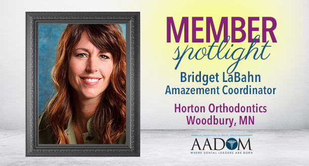AADOM's February Spotlighted Member
