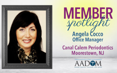 Introducing AADOM's April Spotlighted Member