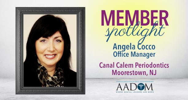 Introducing AADOM's April Spotlighted Member