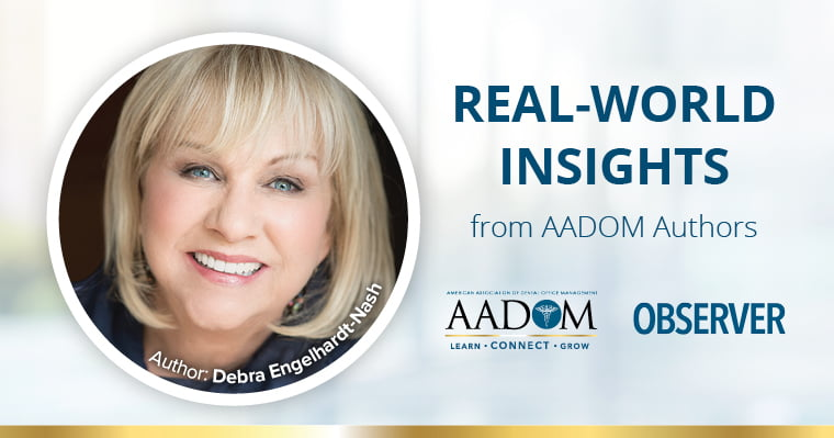 Real-world insights from AADOM authors, with Debra Engelhardt-Nash