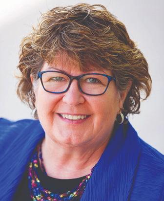 Headshot of Susan Gunn for her article on ethics