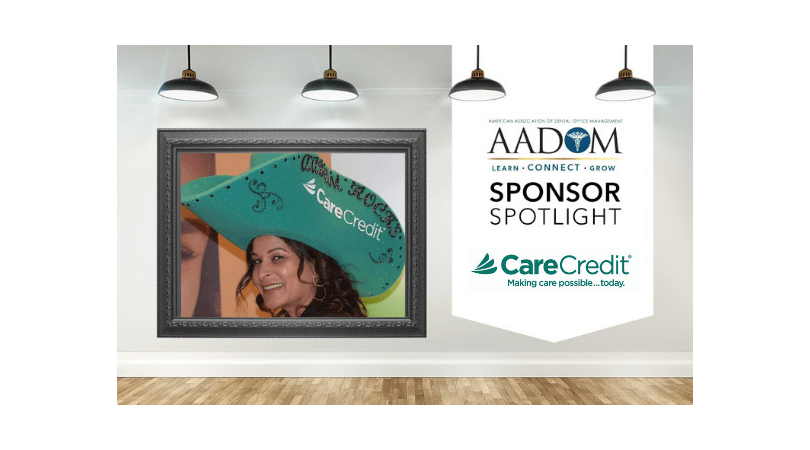 AADOM Sponsor Spotlight - CareCredit