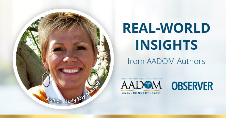 Get the inside scoop from AADOM authors!