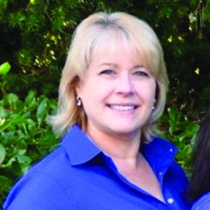 Headshot of author Jana Denisch.