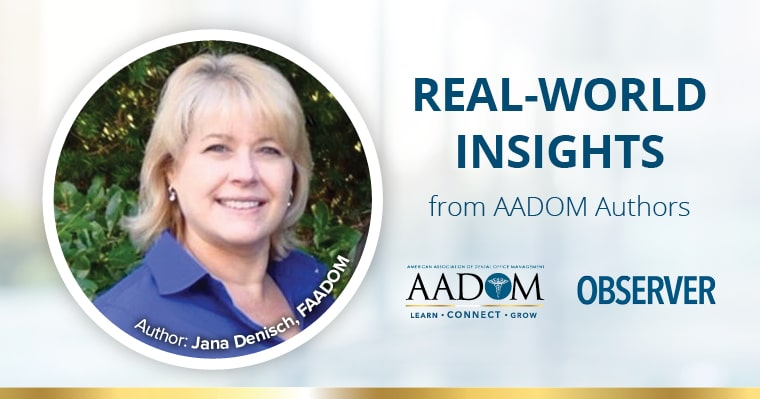 Real-World Insights from AADOM author - Jana Denisch