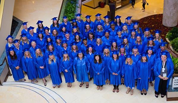 FAADOM graduating class of 2018
