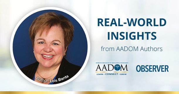 Real-World Insights from AADOMs Authors - Lois Banta