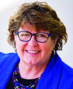 Head shot of author Susan Gunn