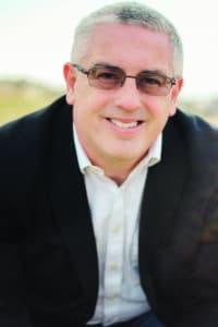 Headshot of author Kevin Henry