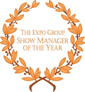 The Expo Group Show Manager of the Year: Kim McQueen