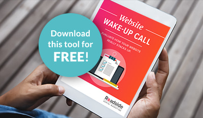 Download this tool for FREE! Our eBook: Website Wake-up Call