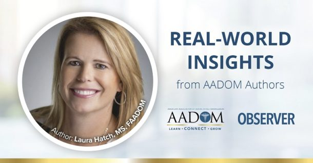 Real-World Insights From AADOM Authors - Laura Hatch