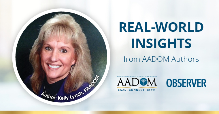 Real-World Insights from AADOM Authors: Kelly Lynch