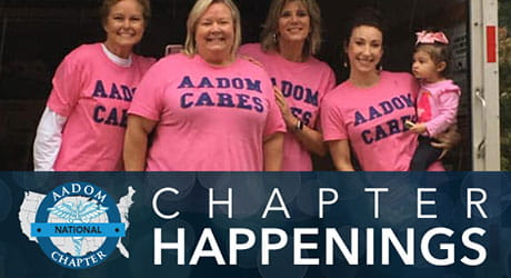 Chapter happenings