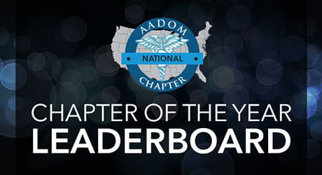 Chapter of the year Leaderboard