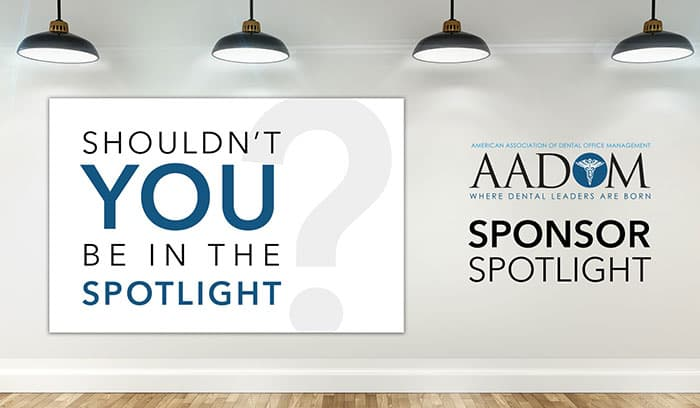 Sponsor Spotlight: Shouldn't you be in the spotlight?