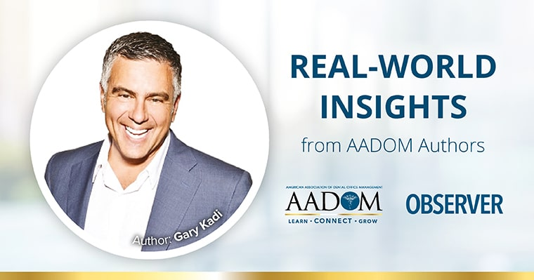 Real-world Insights from AADOM Authors: Gary Kadi