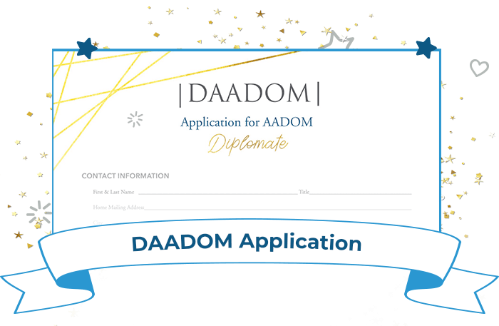 DAADOM application preview
