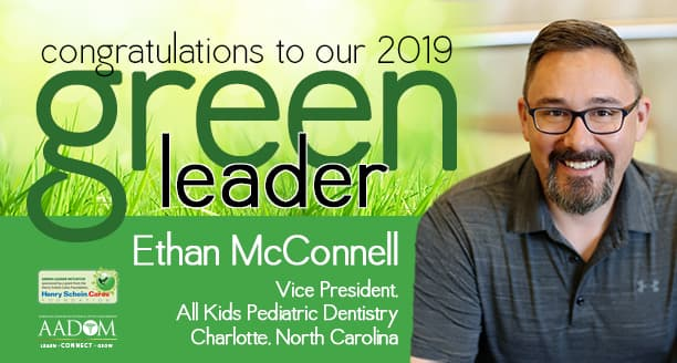Congratulations to our 2019 Green Leader, Ethan McConnell