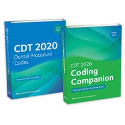 Two CDT catalogs. One is green and the other purple