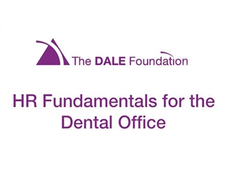 Video preview of DALE Foundation module: HR Fundamentals for the Dental Office