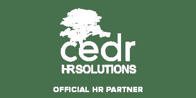 CEDR Solutions logo: Official HR Partner