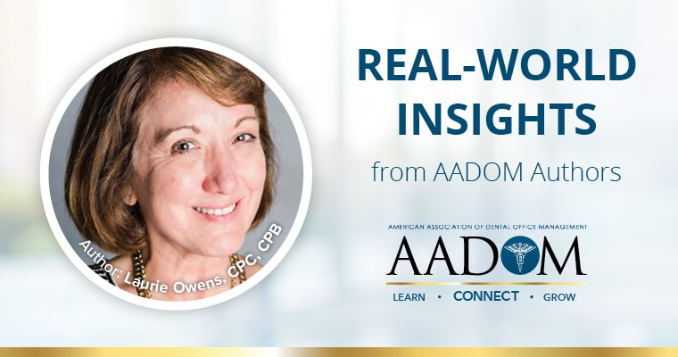 Real-World Insights from AADOM Author Laurie Owens