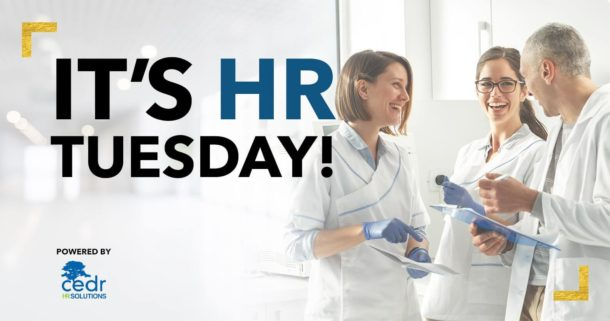 It's HR Tuesday!