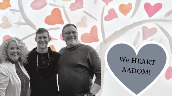 The Streeter Family loves AADOM!