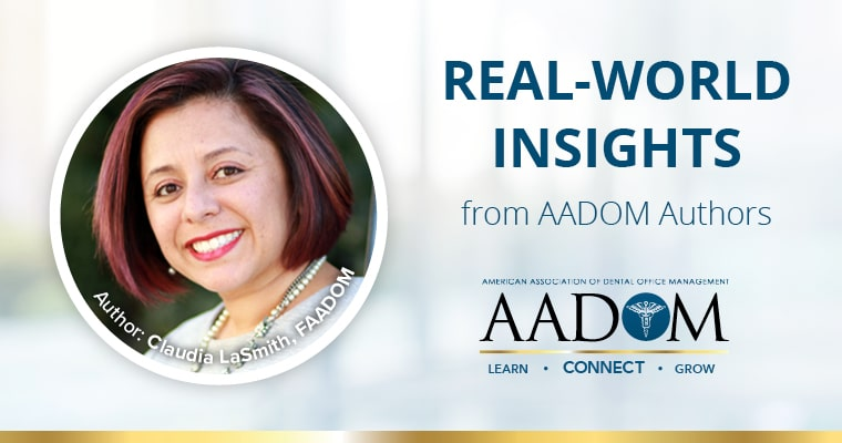 Real-World Insights from AADOM Author Claudia LaSmith