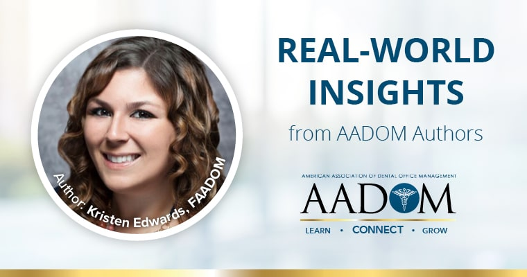 Real-World Insights from AADOM Author Kristen Edwards