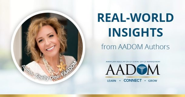 Real-world insights from AADOM Author Shelly Otte
