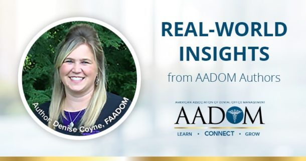 Real-World Insights from AADOM Author Denise Coyne