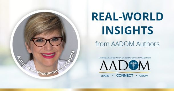Real-world insights from AADOM author Rosa Pasquantonio