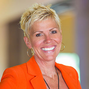 Headshot of Judy Kay Mausolf, blog post author