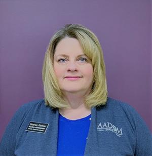 AADOM Author Sharon Garner