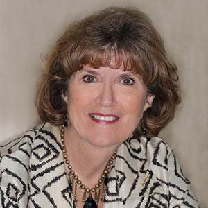 Headshot of Rosemary Bray, blog post author.