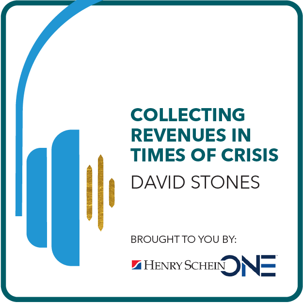 Collecting Revenues in Times of Crisis Brought to you by: HS One