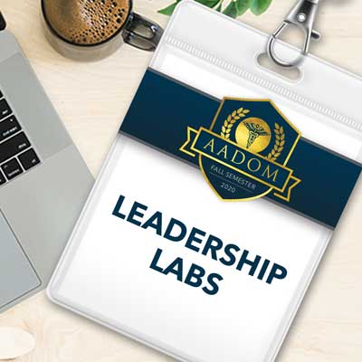 AADOM Fall Semester Leadership Labs