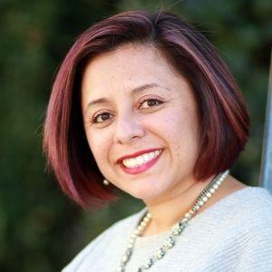 Claudia LaSmith, FAADOM smiling
