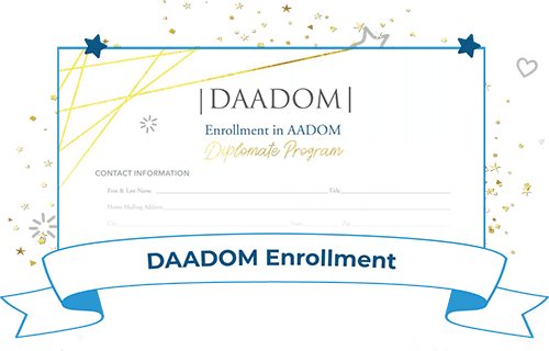 DAADOM enrollment preview