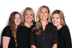 Stacey Singleton's other dental team group photo