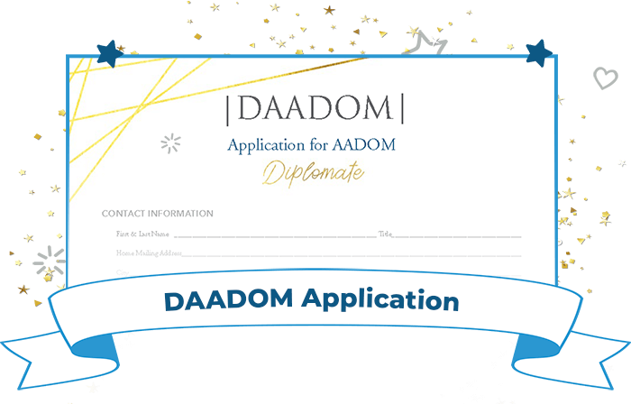DAADOM application preview